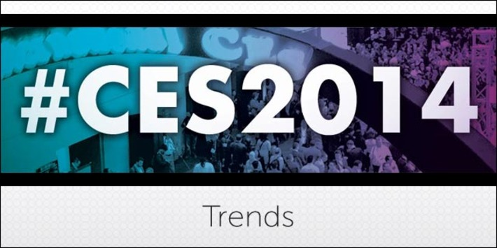 Four Trends from CES 2014 | Megatrends | Scoop.it
