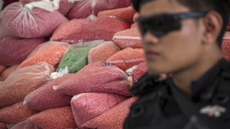 Thailand is moving closer to decriminalizing meth | Kelly_MSSH | Scoop.it