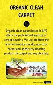 Infographic: Organic clean carpet | Infogram | Organic Clean Carpet | Scoop.it