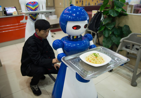 How To Keep Your Job When Robots Take Over | Vous avez dit Innovation ? | Scoop.it