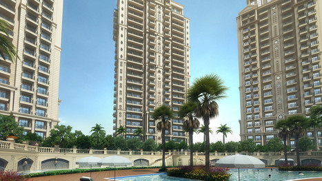 ATS Marigold Gurgaon Sec 89 A | ATS Greens : Flats in Noida | Scoop.it