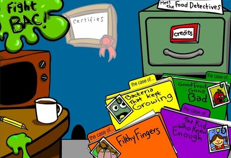 Food Detectives | Teaching English | Scoop.it