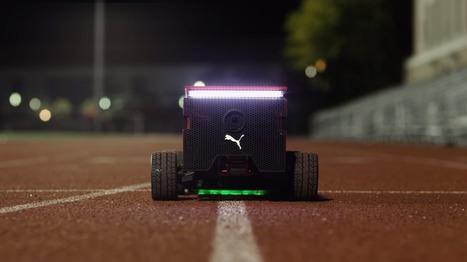 Puma créé un robot personnel pour vous faire courir plus vite | E-sante, web 2.0, 3.0, M-sante, télémedecine, serious games | Scoop.it