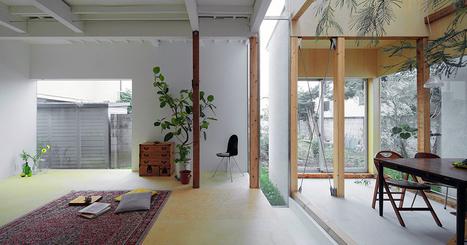 La maison par miCo à Komazawa Park - DozoDomo   Maison   Scoop.it
