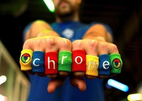 Conoce las mejores extensiones para Google Chrome | Aulatech | Scoop.it