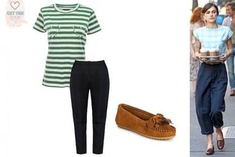 Get The Look: Keira Knightley | StyleCard Fashion Portal | StyleCard Fashion | Scoop.it