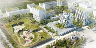 Urbanisme: l'île de Nantes poursuit sa métamorphose   Projet urbain   Scoop.it