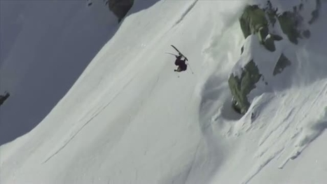If you don't crash you are not skiing hard enough! | Freeride skiing | Scoop.it
