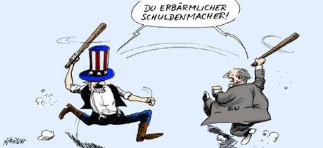Un épouvantail nommé Europe | Union Européenne, une construction dans la tourmente | Scoop.it