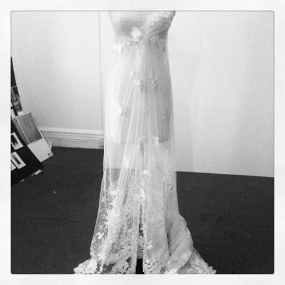 Twitter / twgboutique: Got a sneak peek at Sarah Janks ... | Wedding Dresses | Scoop.it