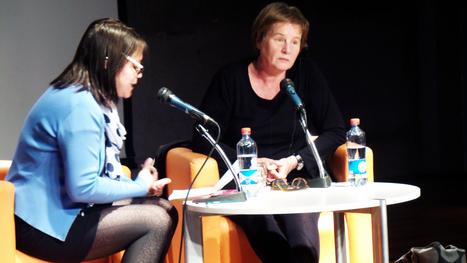 Jutta Bauer: No debemos enseñar a los niños a pensar en línea recta. Queremos creatividad | Formar lectores en un mundo visual | Scoop.it