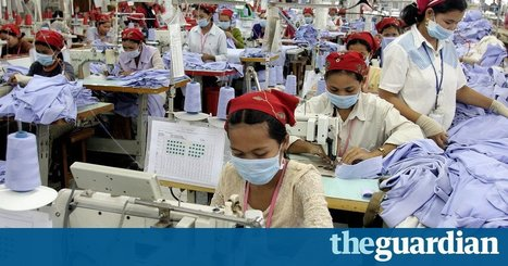 Robot factories could threaten jobs of millions of garment workers   Inspiring Sustainable End-to-End Supply Chain   Scoop.it