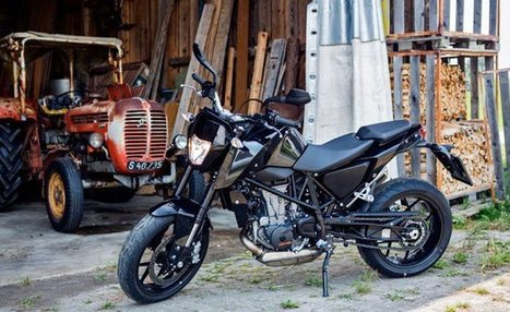 Revised 2016 KTM 690 Duke Announced - Motorcycle.com   Motorcycle news from around the web   Scoop.it