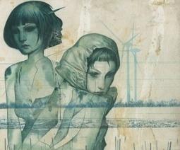Ilustrador brasileiro ganha prestígio pelo mundo   Museu de Arte ...   Estética da Mídia   Scoop.it