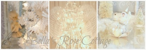 Bella's Rose Cottage: A Scented Garland... | Cottage Gardening | Scoop.it