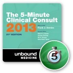 Facebook Exclusive 5-Minute Clinical Consult 2013 App Giveaway | The daily digest | Scoop.it