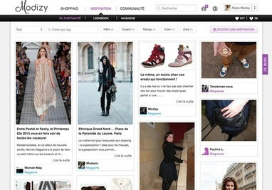 Modizy : shopping --> algorithme et intelligence collective | #algorithms | e-Xploration | Scoop.it