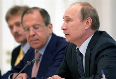 Russia says Assad's foes lack commitment to peace talks | Global politics | Scoop.it
