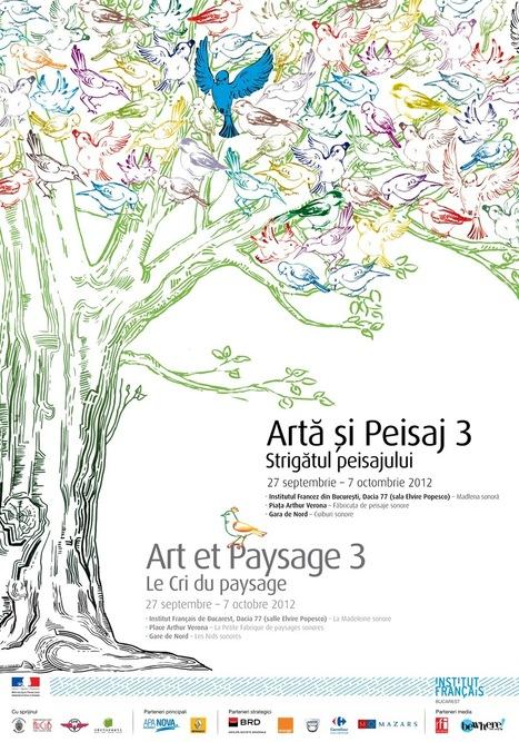 Art et paysage - Le cri du paysage -  Institut français de Bucarest | DESARTSONNANTS - CRÉATION SONORE ET ENVIRONNEMENT - ENVIRONMENTAL SOUND ART - PAYSAGES ET ECOLOGIE SONORE | Scoop.it