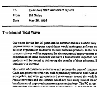 "Google's Social ""Tidal Wave Moment""? 