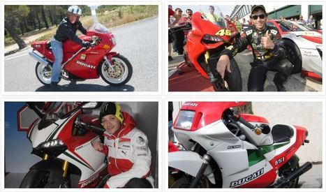 Faster and Faster | Battle of the Ages: Ducati 851 vs Ducati 1199 Panigale | Desmopro News | Scoop.it