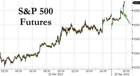 Rampapalooza As Cyprus-Troika Reach Deal (Updates) | Zero Hedge | Commodities, Resource and Freedom | Scoop.it