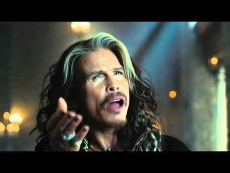 Steven Tyler Plays Lead in Skittles Super Bowl Commercial | Country Music Today | Scoop.it