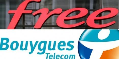 Bouygues Télécom et Free concluent un accord historique | Management et Stratégie | Scoop.it