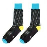 Buy Polka Dot Mens Socks   Online Sock Stores   Sock Shop Australia   Business Time Apparel   Scoop.it
