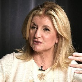 The Wake-Up Call That Helped Arianna Huffington Learn to Thrive | Women in Tech | Scoop.it