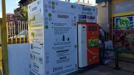 L'eco compattatore è realtà. Da sabato sconti se si ricicla la plastica   La Gazzetta Di Lella - News From Italy - Italiaans Nieuws   Scoop.it