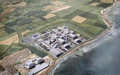 Une deuxième société chinoise prête à investir dans Hinkley Point   Nucléaire : la revue de presse   Scoop.it