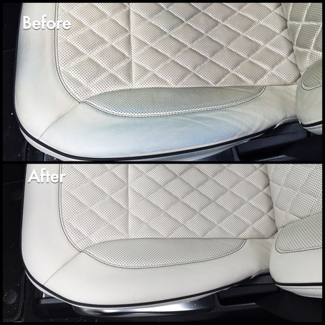 Leather Seat Reconditioning | Blog Posts | Scoop.it