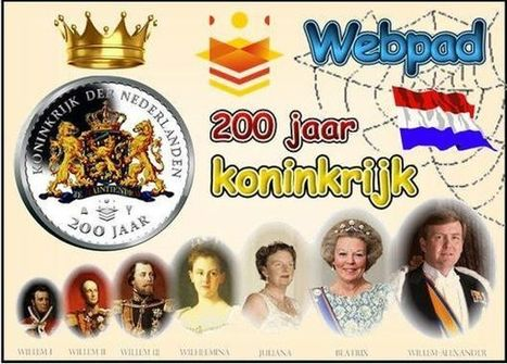 Nieuw van Jack Nowee: Webpad 200 jaar koninkrijk   Manssen.nl ...   Handig in de klas   Scoop.it