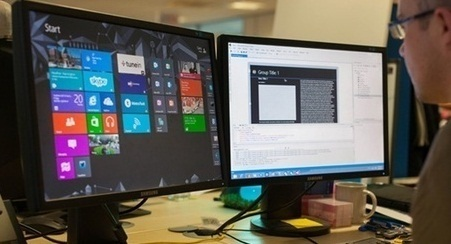 Adobe launches free Photoshop app for Windows 8 devices - Technology News | Educational Technology | Scoop.it