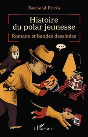 Histoire du polar jeunesse : romans et bandes dessinées | Littérature et documentaires jeunesse | Scoop.it
