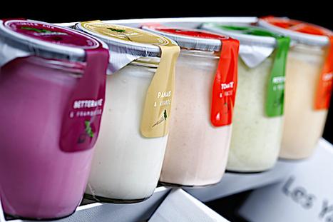 les voilà enfin... Innovation, des yaourts aux légumes d'Ile de France - | Le Zinc de Co | Scoop.it