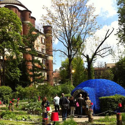 The Secret Garden at Milan Design Week   D_sign   Scoop.it