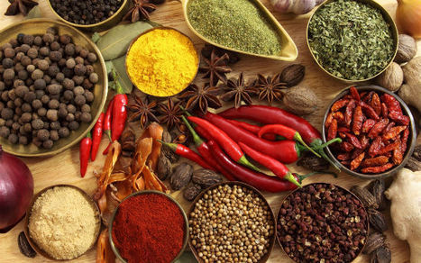 Health Benefits of Eating Spices | Health and Fitness Articles | Scoop.it