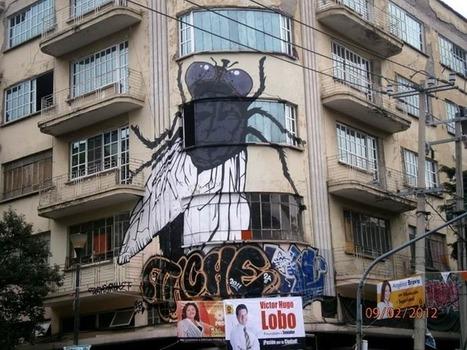 Se busca pintor de pintura mural para la ciudad de México | Pintura ... | Conoce Mexico | Scoop.it