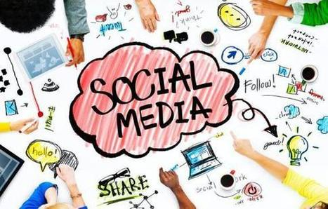 5 Effective Ways to Use Social Media to Sell your Products | The Perfect Storm Team | Scoop.it