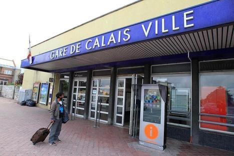 Gare de Calais-ville : quatre semaines de retard pour les travaux ... - La Voix du Nord   Mission Calais - SNCF Développement - le Cal'express -   Scoop.it