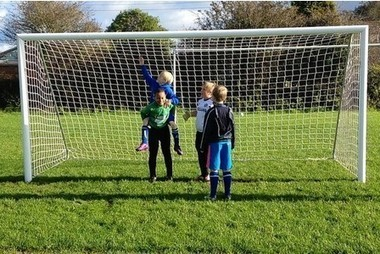 Football club achieves its goals 'all thanks to Co-op' - This is Cornwall   Football Cornwall   Scoop.it