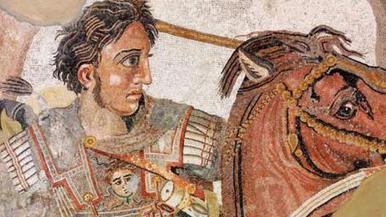 La tumba de Alejandro Magno, el rompecabezas que tampoco Napoleón supo resolver | LVDVS CHIRONIS 3.0 | Scoop.it