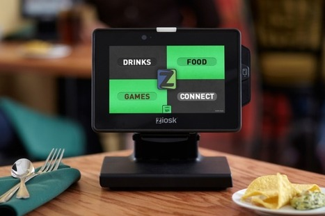 Chili's replaces its menus with tablets | leapmind | Scoop.it