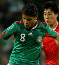 Jonathan dos Santos & Nestor Vidrio among eight players dropped from Mexico squad after prostitution scandal - Goal.com | mexicanismos | Scoop.it
