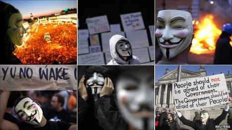 The man behind the V for Vendetta mask | Countdown to Financial Armageddon | Scoop.it