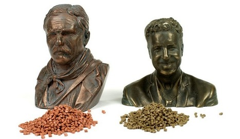 3D Print With Copper! colorFabb Unveils new copperFill Filament - 3DPrint.com | COOL 3DPRINTING | Scoop.it