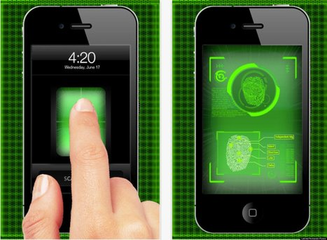 """Could The iPhone 6 Have 'Fingerprint Detection' Technology? 
