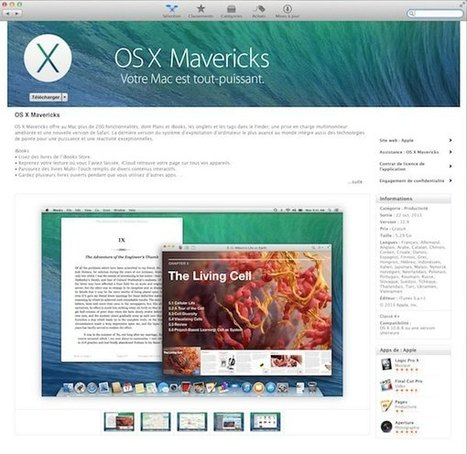 Installer OS X Mavericks sur PC [Tutoriel] | Time to Learn | Scoop.it